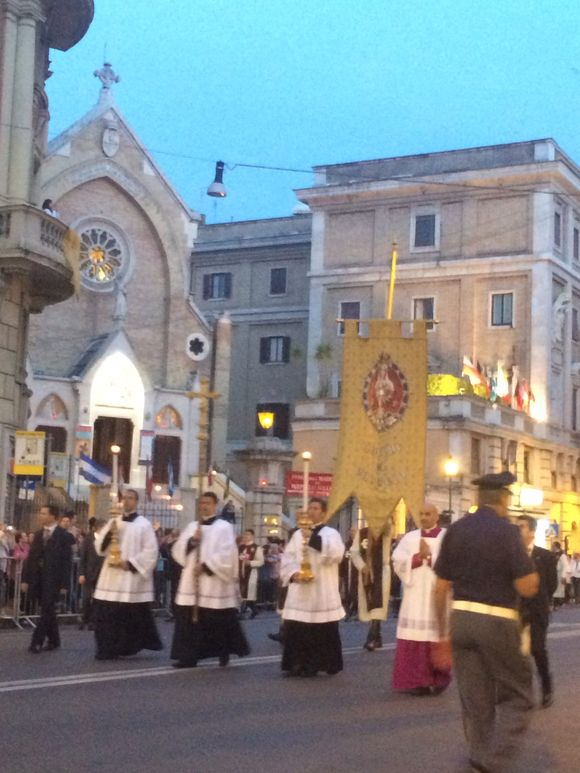 Corpus Christi in Rome