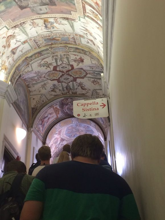 Today: Vatican Museums